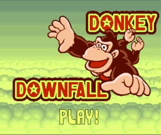 Donkey Downfall